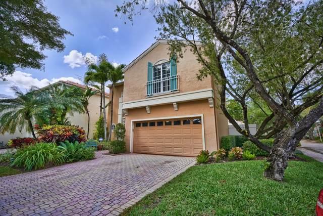 54 Via Verona, Palm Beach Gardens, FL 33418 (#RX-10601683) :: Dalton Wade