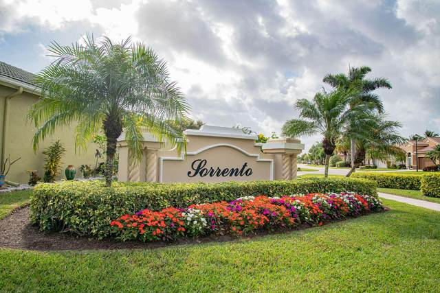 8211 Bellafiore Way, Boynton Beach, FL 33472 (#RX-10601691) :: Ryan Jennings Group
