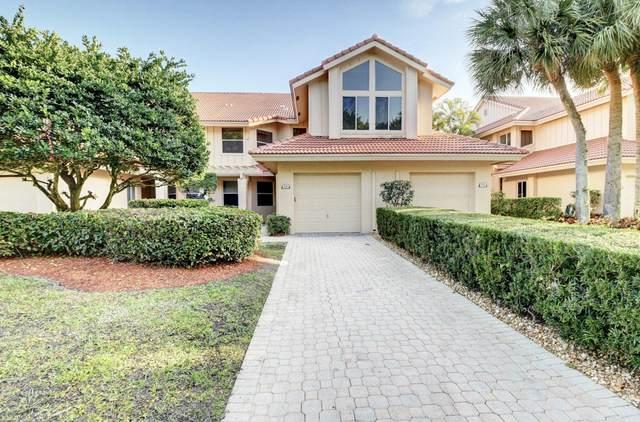 2560 Coco Plum Boulevard #504, Boca Raton, FL 33496 (#RX-10601700) :: Ryan Jennings Group