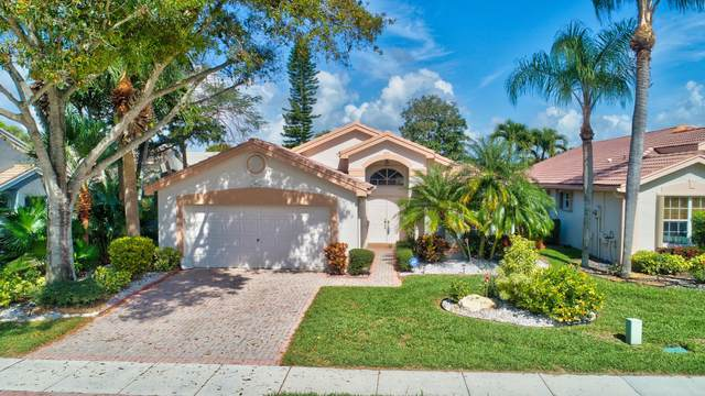 7927 Samara Street, Boynton Beach, FL 33437 (#RX-10601723) :: Ryan Jennings Group