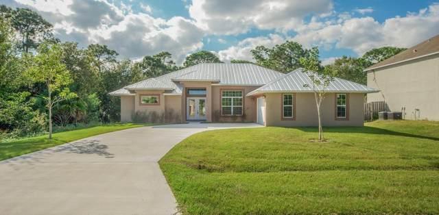 3662 SW Vincennes Street, Port Saint Lucie, FL 34953 (MLS #RX-10601725) :: Castelli Real Estate Services