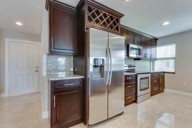6646 Villa Sonrisa Drive #520, Boca Raton, FL 33433 (MLS #RX-10601737) :: Berkshire Hathaway HomeServices EWM Realty