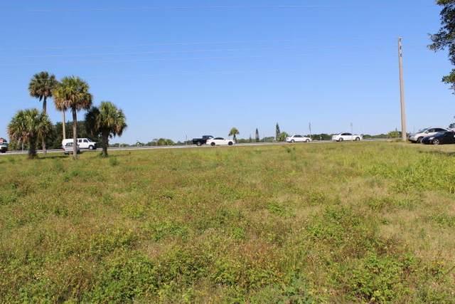310 Olson Avenue, Fort Pierce, FL 34946 (MLS #RX-10601738) :: Berkshire Hathaway HomeServices EWM Realty