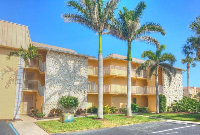2400 S Ocean Drive #714, Fort Pierce, FL 34949 (#RX-10601743) :: Ryan Jennings Group