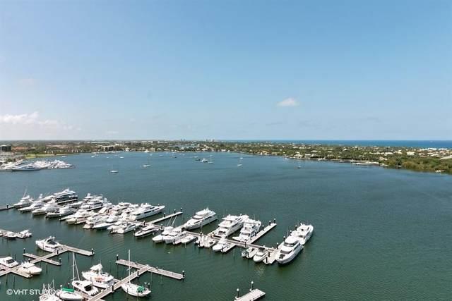 100 Lakeshore Drive #1454, North Palm Beach, FL 33408 (MLS #RX-10601752) :: Castelli Real Estate Services