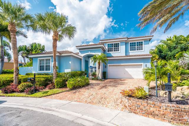 1665 SW 2nd Avenue, Boca Raton, FL 33432 (MLS #RX-10601766) :: Berkshire Hathaway HomeServices EWM Realty