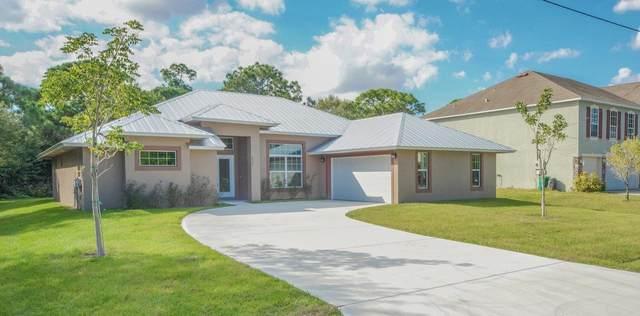 3674 SW Vincennes Street, Port Saint Lucie, FL 34953 (MLS #RX-10601788) :: Castelli Real Estate Services