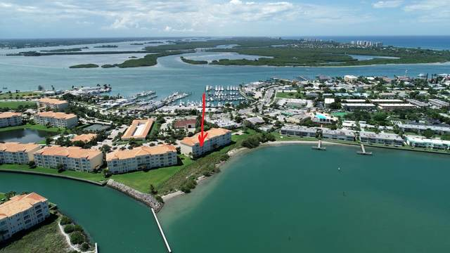 3 Harbour Isle Drive E #305, Fort Pierce, FL 34949 (#RX-10601792) :: The Reynolds Team/ONE Sotheby's International Realty