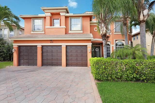 2134 Bellcrest Court, Royal Palm Beach, FL 33411 (#RX-10601799) :: Ryan Jennings Group