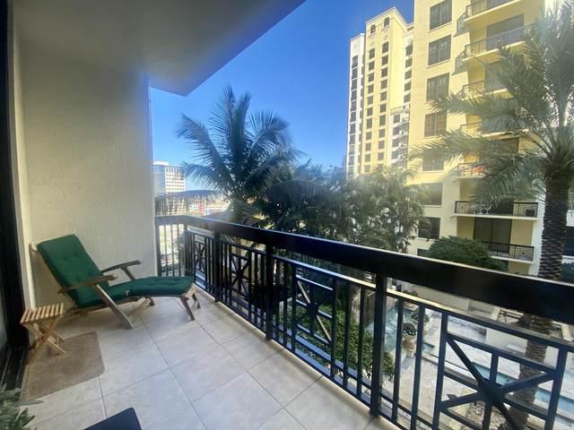 801 S Olive Avenue #927, West Palm Beach, FL 33401 (#RX-10601826) :: Keller Williams Vero Beach