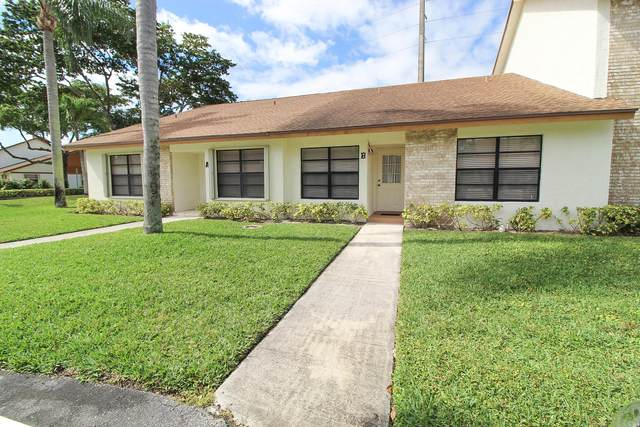1160 Parkside Green Drive B, Greenacres, FL 33415 (#RX-10601841) :: Keller Williams Vero Beach