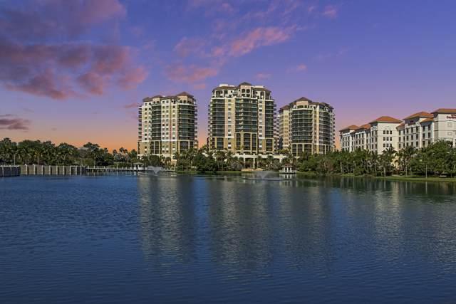 3630 Gardens Parkway 605C, Palm Beach Gardens, FL 33410 (#RX-10601845) :: Dalton Wade