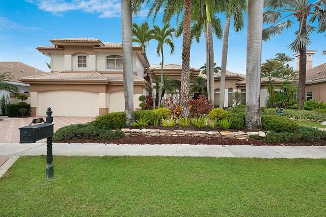 3415 Windsor Place, Boca Raton, FL 33496 (#RX-10601864) :: Keller Williams Vero Beach