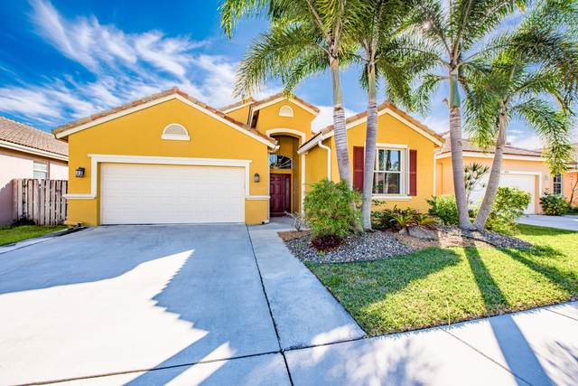 9548 Verona Lakes Boulevard, Boynton Beach, FL 33472 (#RX-10601873) :: Ryan Jennings Group