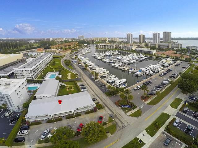 143 Yacht Club Drive #8, North Palm Beach, FL 33408 (MLS #RX-10601900) :: Castelli Real Estate Services