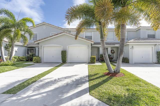 107 Wooden Mill Terrace, Jupiter, FL 33458 (#RX-10601906) :: Ryan Jennings Group