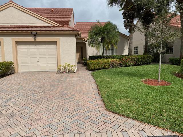 7767 Silver Lake Drive, Delray Beach, FL 33446 (#RX-10601910) :: Ryan Jennings Group