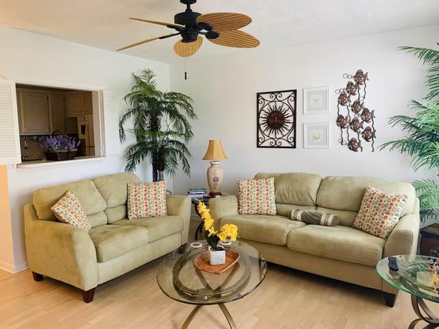 43 Islewood B, Deerfield Beach, FL 33442 (MLS #RX-10601920) :: Berkshire Hathaway HomeServices EWM Realty