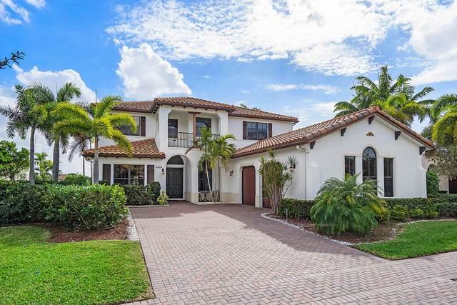 6404 Grebe Court, Lake Worth, FL 33463 (#RX-10601922) :: Ryan Jennings Group