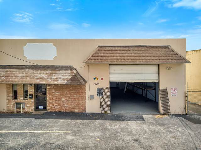 1230 S Dixie Highway #3, Pompano Beach, FL 33060 (MLS #RX-10601924) :: Berkshire Hathaway HomeServices EWM Realty
