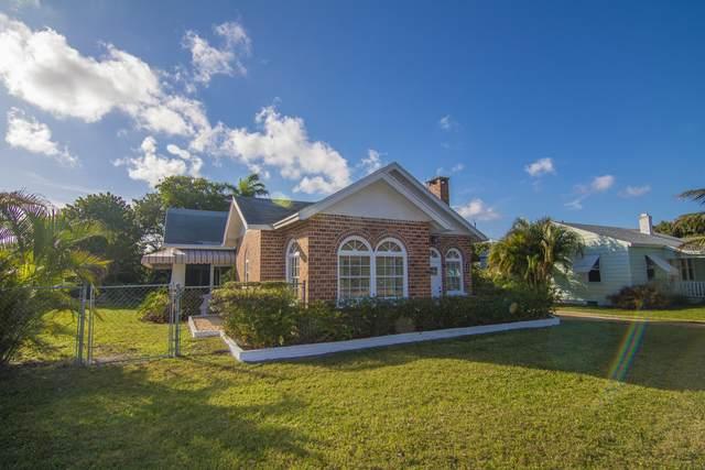 1007 N K Street, Lake Worth Beach, FL 33460 (MLS #RX-10601931) :: The Paiz Group