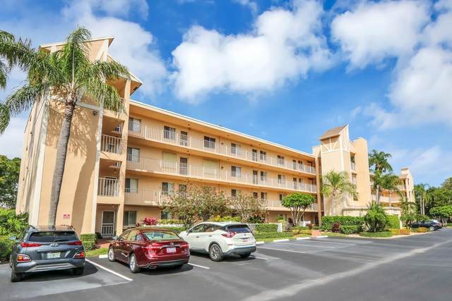 6865 Huntington Lane #403, Delray Beach, FL 33446 (#RX-10601940) :: Ryan Jennings Group
