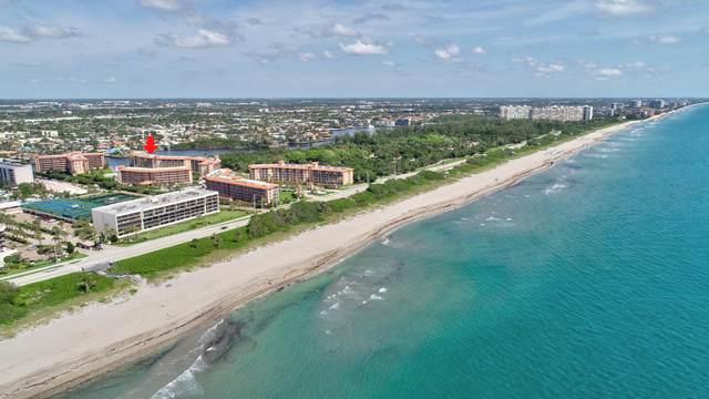 2871 N Ocean Boulevard V549, Boca Raton, FL 33431 (#RX-10601945) :: Ryan Jennings Group