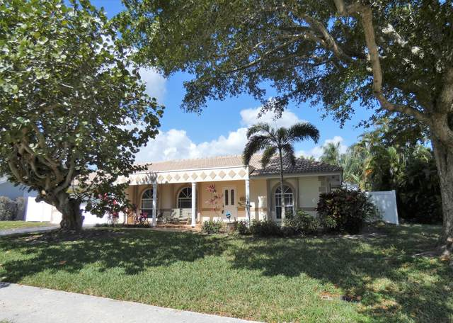 7501 SW 1st Street, Plantation, FL 33317 (MLS #RX-10601958) :: RE/MAX