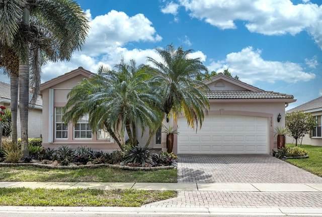 7298 Kea Lani Drive, Boynton Beach, FL 33437 (#RX-10601977) :: Ryan Jennings Group