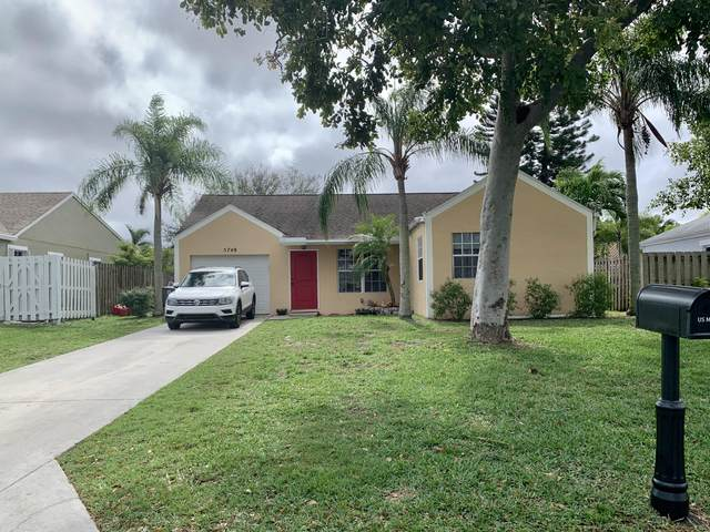 5748 Pebble Brook Lane, Boynton Beach, FL 33472 (#RX-10601990) :: The Reynolds Team/ONE Sotheby's International Realty