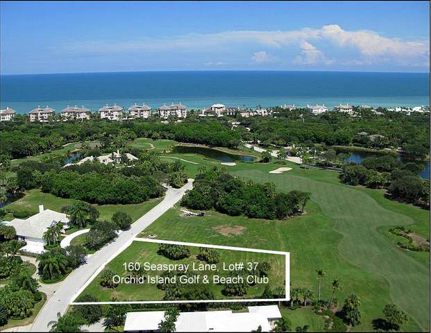 160 Seaspray Lane, Vero Beach, FL 32963 (MLS #RX-10602009) :: THE BANNON GROUP at RE/MAX CONSULTANTS REALTY I