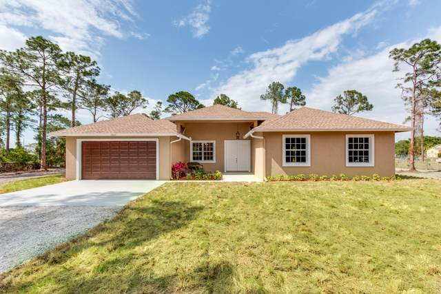14816 97th Road N, West Palm Beach, FL 33412 (#RX-10602027) :: Ryan Jennings Group