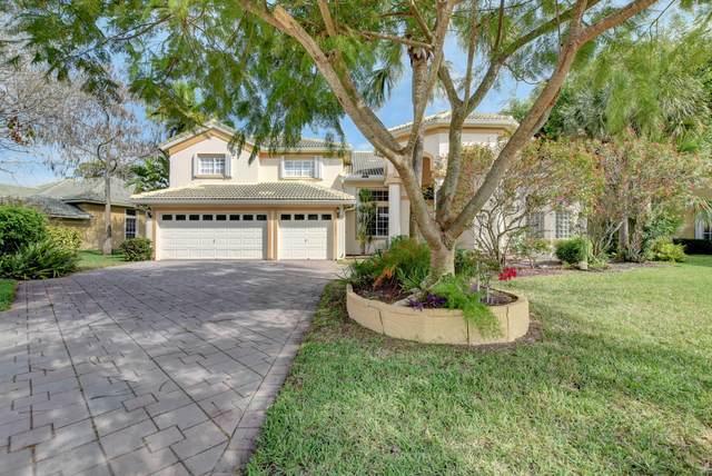 15923 Cypress Park Drive, Wellington, FL 33414 (MLS #RX-10602111) :: Berkshire Hathaway HomeServices EWM Realty