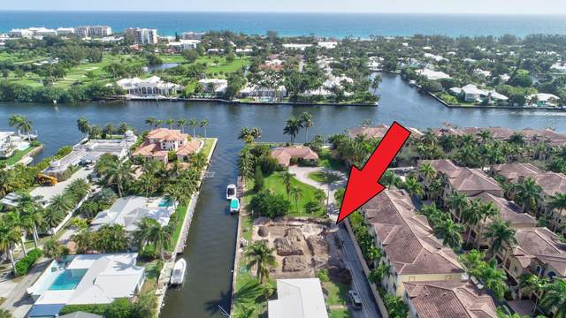 815 Palmer Road, Delray Beach, FL 33483 (MLS #RX-10602117) :: The Jack Coden Group