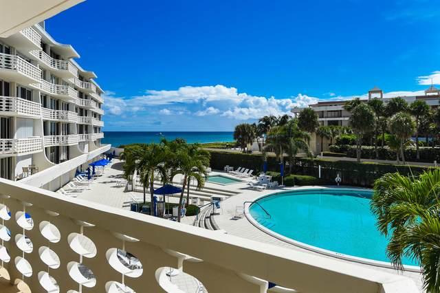 100 Sunrise Avenue #324, Palm Beach, FL 33480 (MLS #RX-10602121) :: Berkshire Hathaway HomeServices EWM Realty