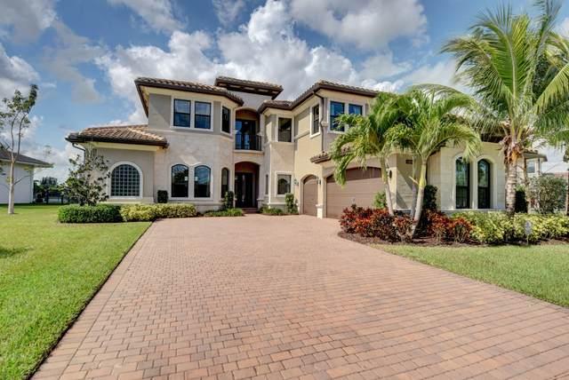 16884 Strasbourg Lane, Delray Beach, FL 33446 (#RX-10602154) :: Ryan Jennings Group