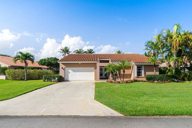 7093 NW 3rd Avenue, Boca Raton, FL 33487 (MLS #RX-10602157) :: The Jack Coden Group