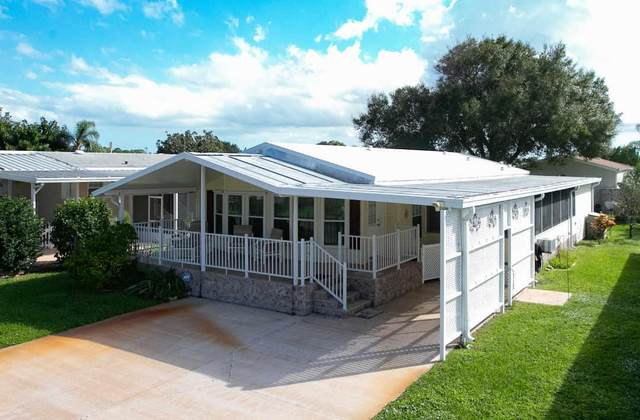 390 Egret Circle, Barefoot Bay, FL 32976 (#RX-10602158) :: Ryan Jennings Group