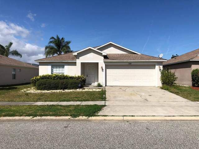 232 Dahoon Holly Drive, Daytona Beach, FL 32117 (#RX-10602164) :: Ryan Jennings Group