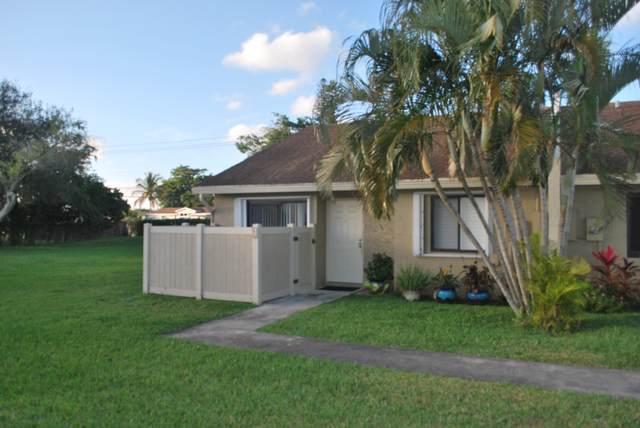 10295 Boca Bend West L1, Boca Raton, FL 33428 (#RX-10602170) :: Dalton Wade