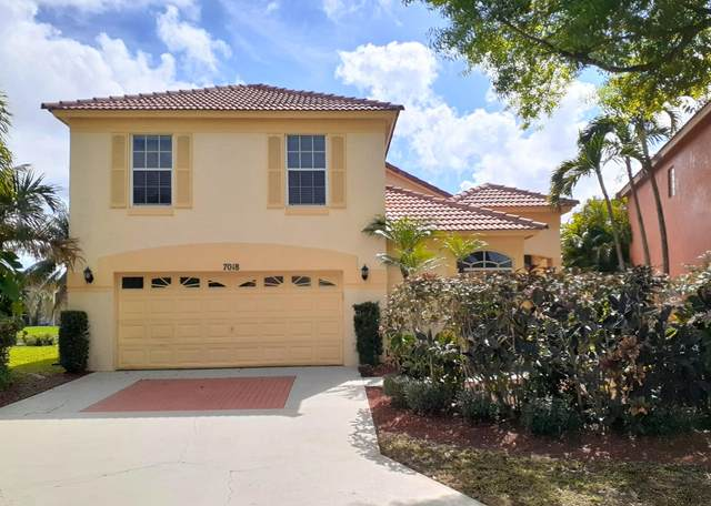 7018 Galleon Cove, Palm Beach Gardens, FL 33418 (MLS #RX-10602203) :: Berkshire Hathaway HomeServices EWM Realty