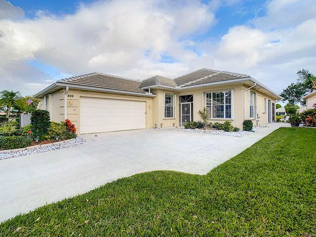 339 NW Bentley Circle, Port Saint Lucie, FL 34986 (#RX-10602209) :: Ryan Jennings Group