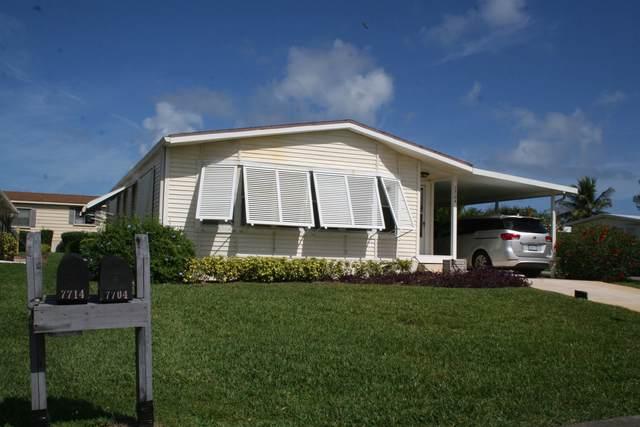 7704 SE Saratoga Drive, Hobe Sound, FL 33455 (#RX-10602214) :: Ryan Jennings Group