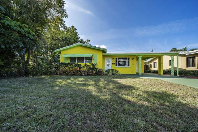 919 N Lakeside Drive N, Lake Worth Beach, FL 33460 (MLS #RX-10602246) :: The Paiz Group