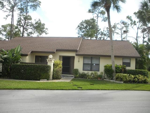 105 Rose Bay Court #105, Royal Palm Beach, FL 33411 (#RX-10602253) :: Ryan Jennings Group