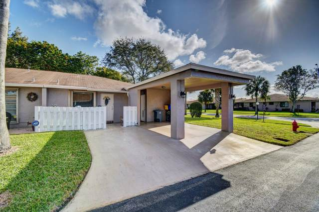 6711 Moonlit Drive, Delray Beach, FL 33446 (#RX-10602269) :: Ryan Jennings Group