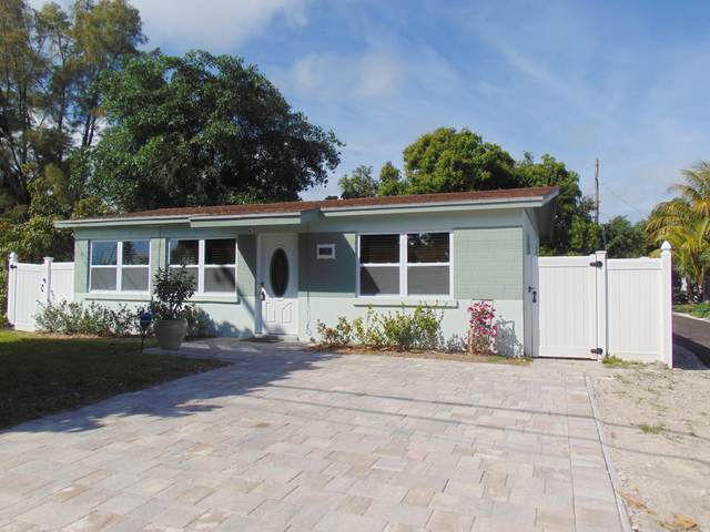 511 NW 3rd Street, Delray Beach, FL 33444 (MLS #RX-10602270) :: Castelli Real Estate Services