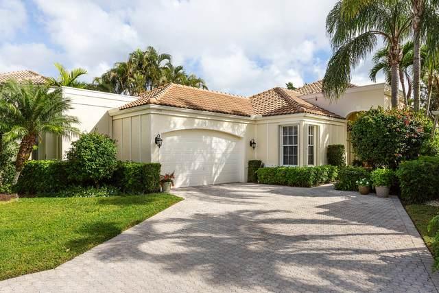 2498 Players Court, Wellington, FL 33414 (MLS #RX-10602272) :: Berkshire Hathaway HomeServices EWM Realty