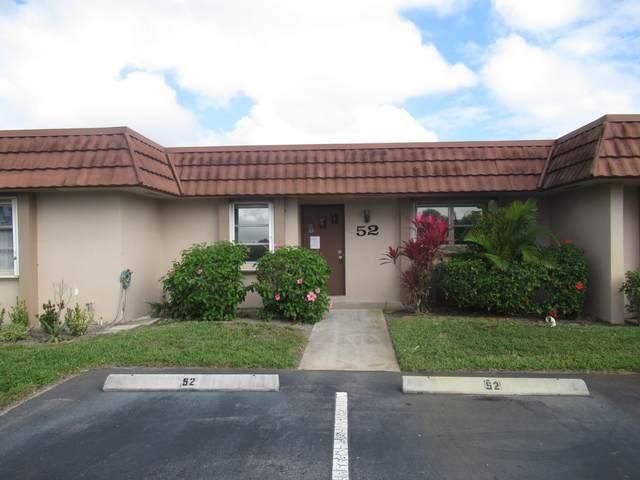 5725 Fernley Drive #52, West Palm Beach, FL 33415 (#RX-10602303) :: Ryan Jennings Group