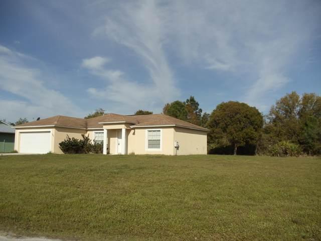1001 SW John Maccormack Terrace, Port Saint Lucie, FL 34953 (#RX-10602309) :: Ryan Jennings Group